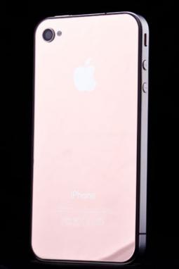 Zrcadlové bronzové sklo a nový design pro iPhone