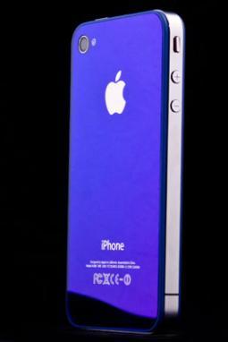 Modré sklo a nový design pro iPhone