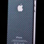 Laminátový panel - černo zelený a nový design pro iPhone