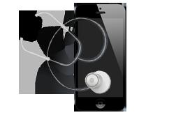 Diagnostika iPhone 5