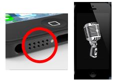 Oprava mikrofonu iPhone 5