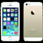 KOMPLET přední + zadní sklo  iPhone 5S