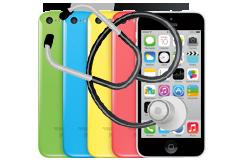 Diagnostika iPhone 5c