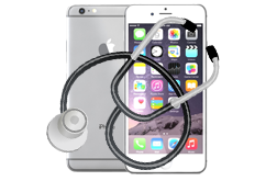 Diagnostika iPhone 6s