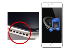 Oprava reproduktoru iPhone 6s