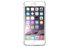 Výměna předního displeje iPhone 6s+
