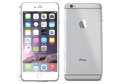 KOMPLET display + zadní kryt iPhone 6s+