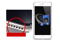 Oprava reproduktoru iPhone 6s+