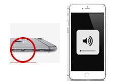 Oprava tlačítek hlasitosti iPhone 6s+