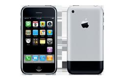 Výměna předního skla + zadek  iPhone 2G