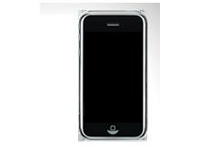 Výměna předního skla iPhone 3GS