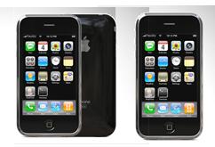 KOMPLET přední sklo + zadní panel iPhone 3GS