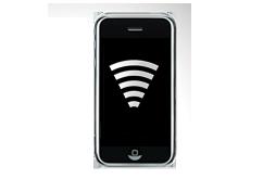 Oprava antény/WiFi iPhone 3GS