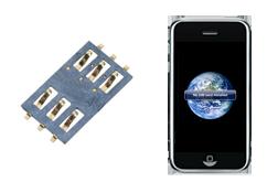 Výměna SIM čtečky iPhone 3GS