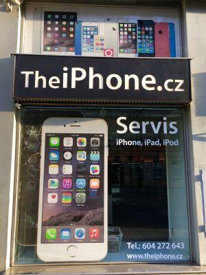 Servis iPhone a prodejna příslušenství